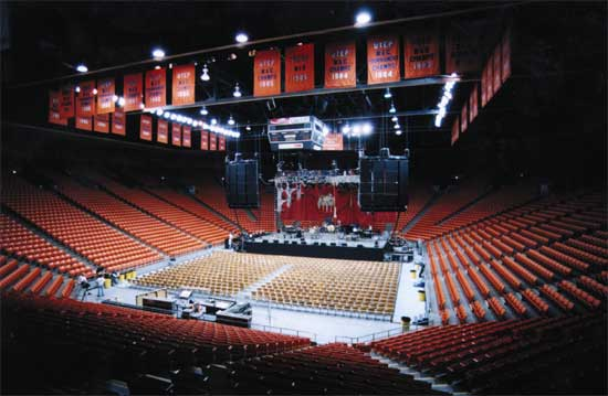 Venues don haskins center utep office of special events el